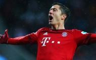 Bayern Munich 8-0 Hamburg (Vòng 22 Bundesliga)