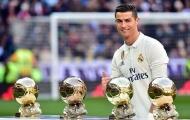 Messi và những vĩ nhân bóng đá nhận xét gì về Ronaldo?