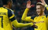 Aubameyang lên tiếng, Dortmund trụ vững top 3
