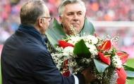 Cán mốc một ngàn, Ancelotti cảm thấy khó tin