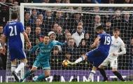 Chùm ảnh: Fabregas có bàn thắng trong trận đấu thứ 300, Lampard chia vui cùng CLB cũ