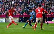 Chùm ảnh: 'Thảm sát' Hamburg, Bayern vô đối ở Bundesliga