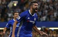 Điểm tin sáng 26/02: Conte phá kỉ lục; Costa có thống kê khủng; Ronaldo 'chửi' Nani