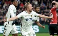 Vòng 27 Ligue 1: Hạ Guingamp, Monaco cho PSG 'hít khói' trên BXH