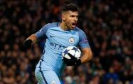 Aguero đòi tới Real, Man City ra giá 60 triệu bảng