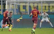 Chùm ảnh: Nainggolan tỏa sáng, Roma nhấn chìm Inter ngay tại Milano