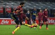 Điểm tin chiều 27/02: Inter thua Roma vì dứt điểm kém, sao Man City tiết lộ thời gian trở lại
