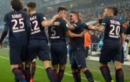 Hủy diệt Marseille với tỉ số không tưởng, PSG phả hơi nóng vào Monaco