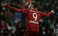 Lewandowski: Tôi đã viết nên lịch sử