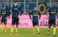 Lý do Inter thất bại trước AS Roma
