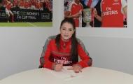 Carla Humphrey - Nữ cầu thủ xinh đẹp của Arsenal Ladies