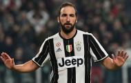 Chùm ảnh: Higuain chia nửa buồn vui trong ngày Juventus hạ gục Napoli