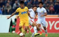 Lịch thi đấu, danh sách cầu thủ nghỉ thi đấu vòng 8 V-League 2017