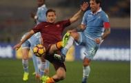 Thắng dễ Roma, Lazio cầm nửa vé vào chung kết Coppa Italia