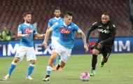 21h00 ngày 04/3, Roma vs Napoli: Chiến trong vô vọng?