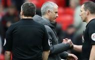Mourinho chán chường sau trận hòa Bournemouth