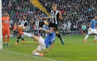 Vòng 27 Serie A: Juventus chết hụt, Inter lấy lại thể diện