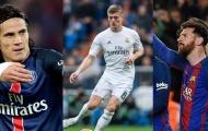 Đội hình hay nhất châu Âu từ đầu mùa: Trừ Ronaldo, toàn 'hàng khủng'
