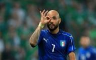 4 vụ thay người thảm họa trong bóng đá: 'Con bài tẩy' Zaza