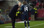 Màn trình diễn của Luka Modric vs Napoli