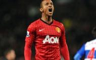 Luis Nani một thời tung hoành tại Manchester United