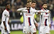 Olympique Lyonnais vs Roma (Lượt đi vòng 16 đội Europa League)