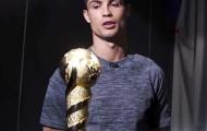Ronaldo 'mê tín', mơ về chức vô địch Confed Cup