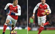 Góc thống kê: Đừng ảo tưởng Sanchez là thánh 'gánh team' Arsenal