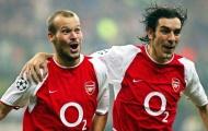 Pires & Ljungberg - Cặp đôi hoàn hảo của Arsenal