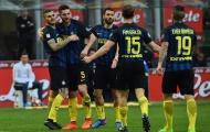 Thống kê không thể tin được sau trận đại thắng của Inter