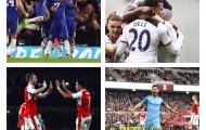 Bán kết FA Cup: Đủ mặt anh hào