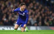Conte TỐ Man Utd triệt hạ Hazard