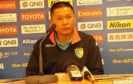 HLV Hà Nội FC nói gì sau trận thắng đại diện Singapore?
