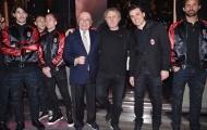 Milan hoành tráng ra mắt áo khoác độc quyền từ Diesel