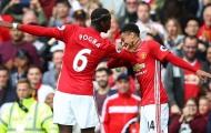 10 lần gặp nhau, Man Utd thắng cả 10 trước Anderlecht