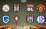 Những đối thủ của Man United ở tứ kết Europa League mạnh cỡ nào?