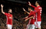 Pogba chấn thương, Man United nhọc nhằn đi tiếp vào vòng tứ kết Europa League