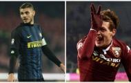 00h00 ngày 19/03, Torino vs Inter: Đại chiến của những sát thủ