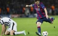 Tiết lộ: Messi suýt là người của Juventus