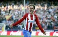 Hạ đẹp Sevilla bằng bóng chết, Atletico an toàn trong Top 4