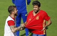 Ramos: Giờ gặp tôi sẽ ôm Pique