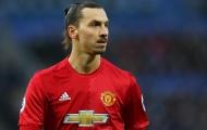 Vì cái tôi của mình, Ibra sẽ ở lại Man United