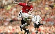 Cú volley tuyệt hảo của Wayne Rooney vs Newcastle