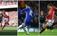 Tận dụng phạt đền tốt nhất lịch sử Premier League: M.U thứ 18, Chelsea hạng 5