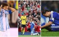 10 khoảnh khắc đáng quên của những siêu sao: Messi, Zidane đều có phần