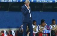 Roy Hodgson vẫn hậm hực vì trò cũ