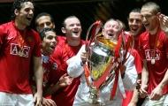 Sir Alex hé lộ điều hối tiếc duy nhất ở chung kết cúp châu Âu 2008