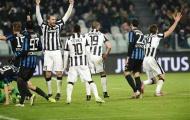 Serie A sẽ có 4 đại diện tại Champions League