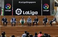 La Liga chính thức tấn công vào thị trường Singapore