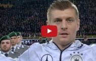 Màn trình diễn của Toni Kroos vs Anh